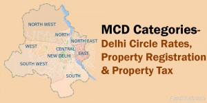 circle rates in delhi, property tax in delhi