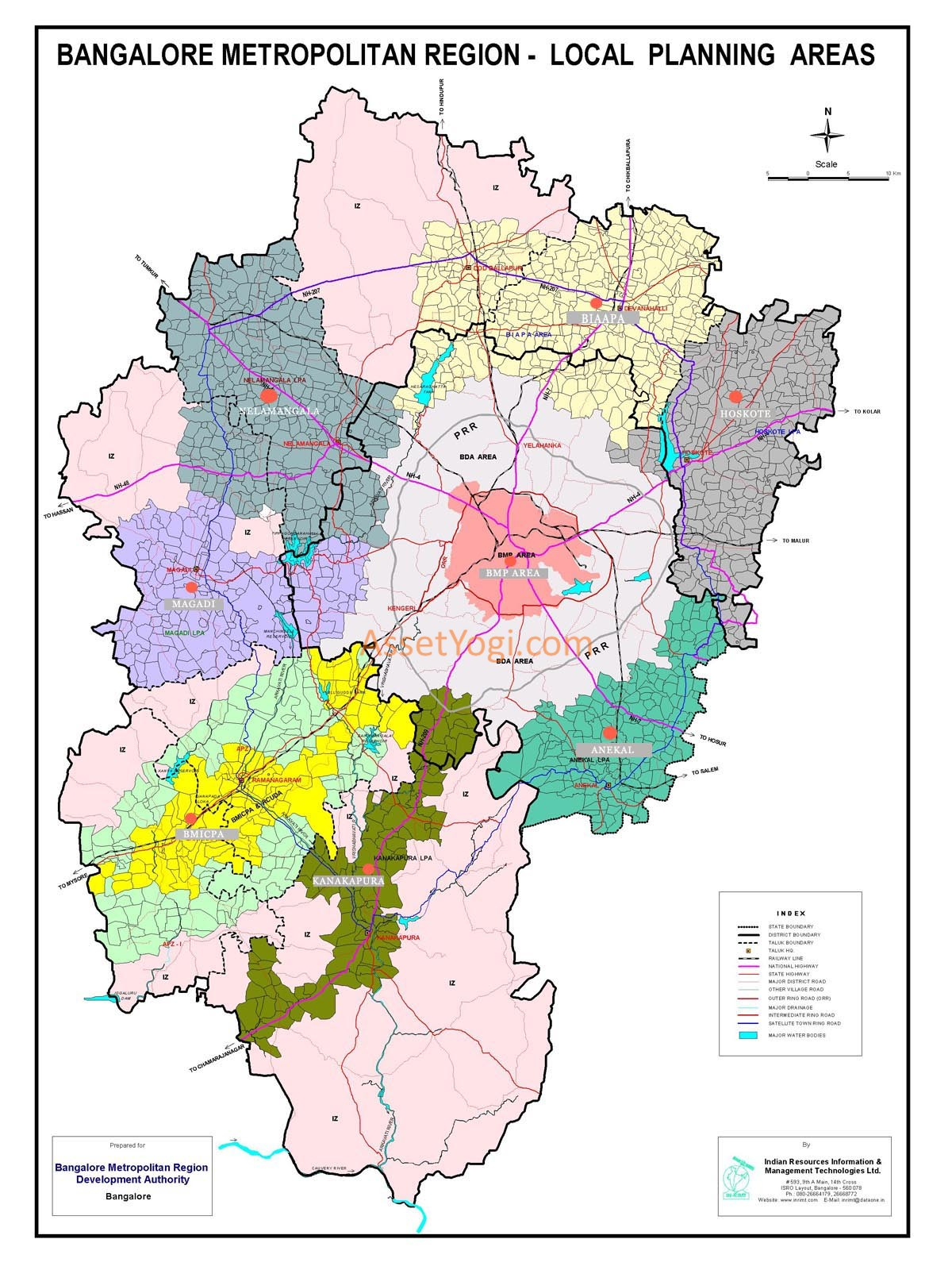 Ramanagara Property Tax