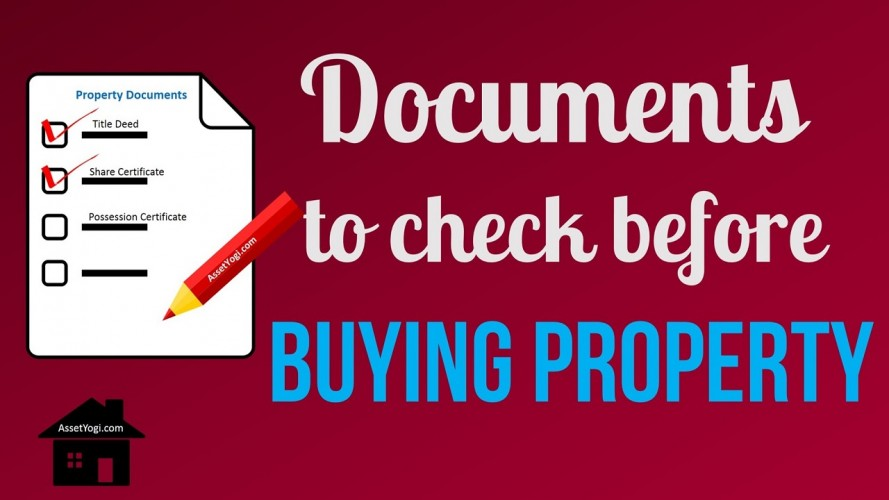 property-documents-to-check-before-buying-a-flat-plot-property