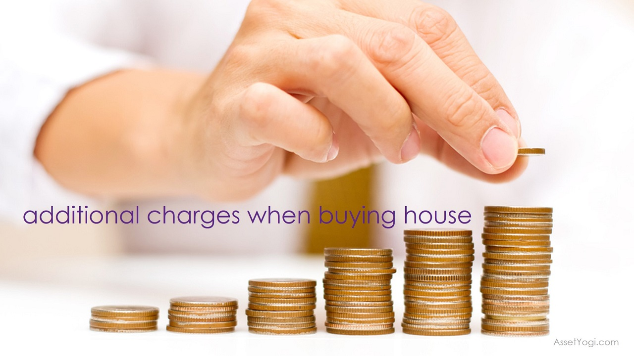 Additional Charges When Buying A