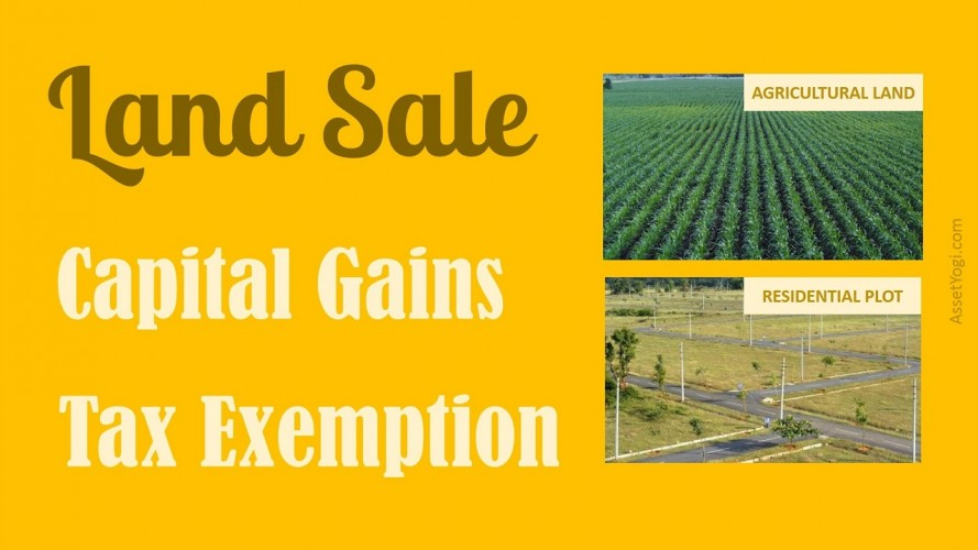 Capital Gains Tax Exemption On Sale Of Investment Property