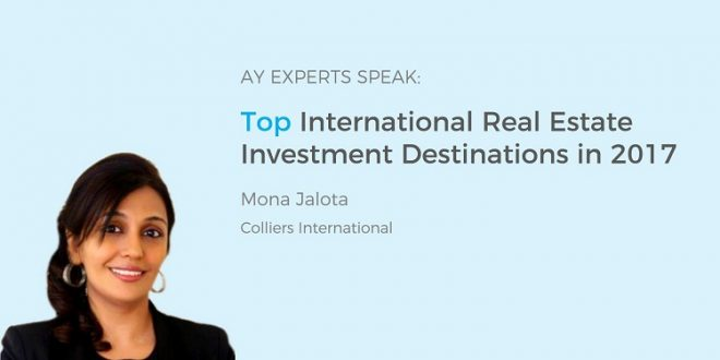 Top International Real Estate Investment Destinations in 2017