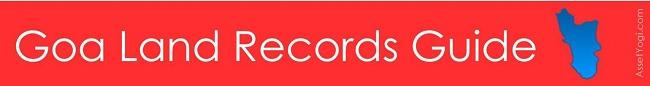 dslr-goa-land-records