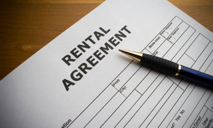 Free House Rental Agreement Stunning Sample Landlord Lease
