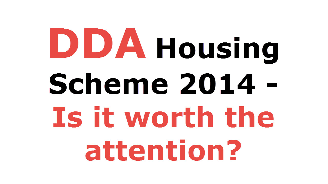 dda flats scheme 2014 bank financial