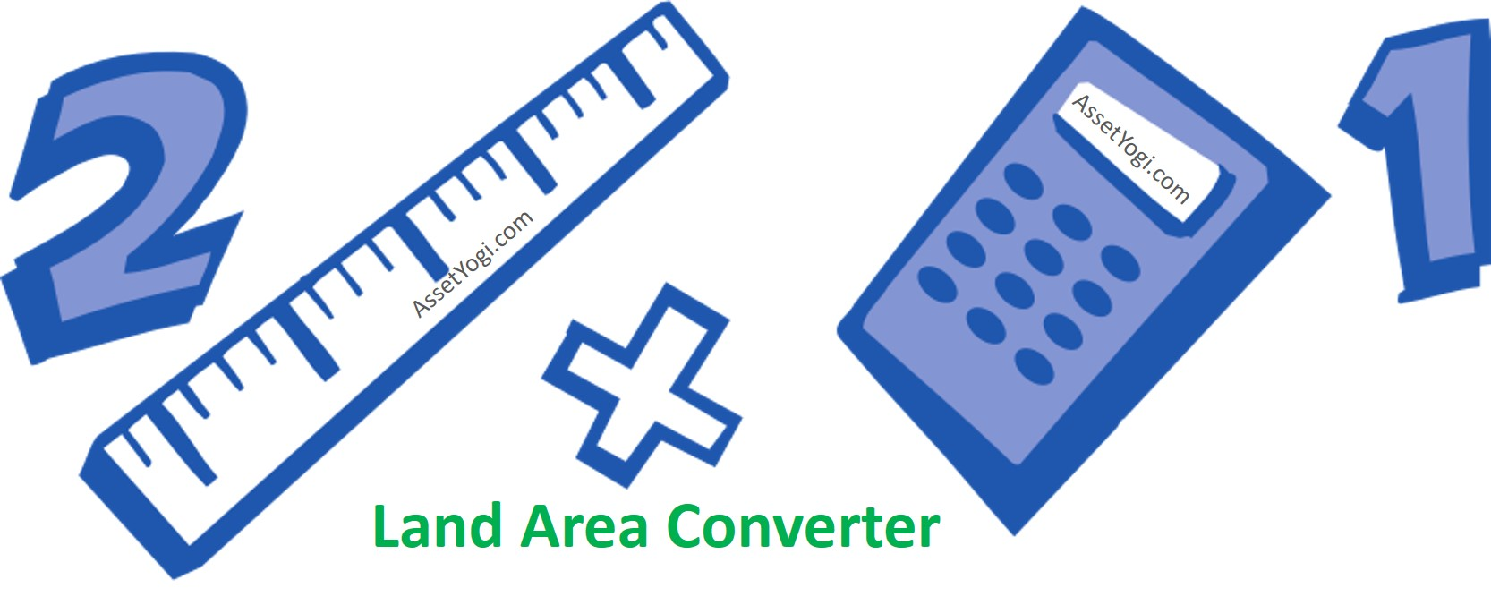 Land Area Converter & Calculator | Conversion of Area - India