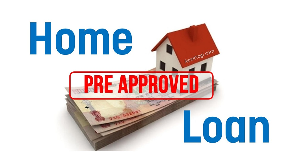 Pre approved home loan what why and how for What kind of loan can i get to buy land